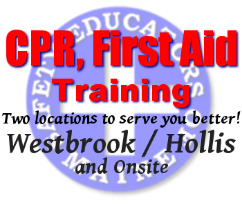 CPR / First Aid Training Registration